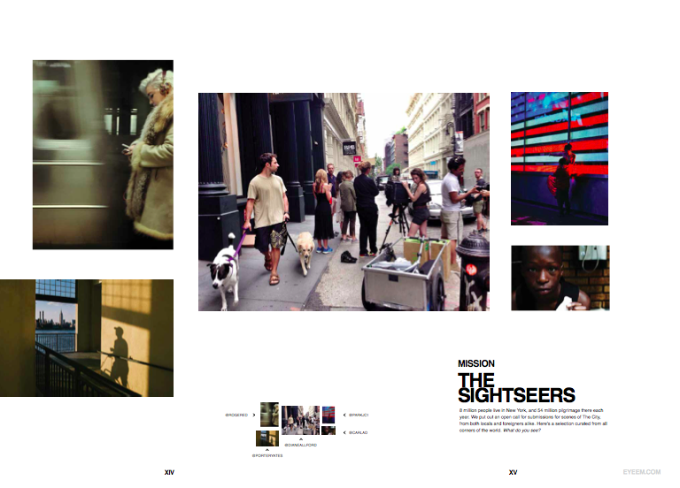 The winners of our Best of New York Mission got their own photo spread.