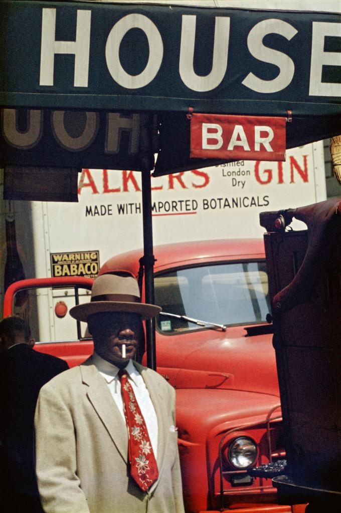 02_ Press Images l Saul Leiter, Harlem, 1960