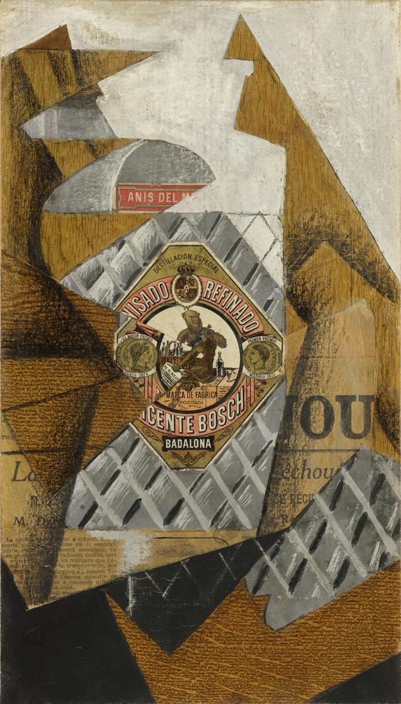 Juan_Gris_-_La_bouteille_d'anis_-_Google_Art_Project